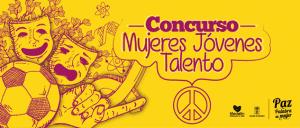 Concurso Mujeres Jovenes Talento. Medellín, Colombia