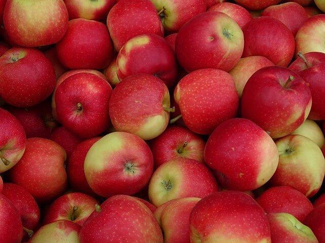 ¡Manzanas!