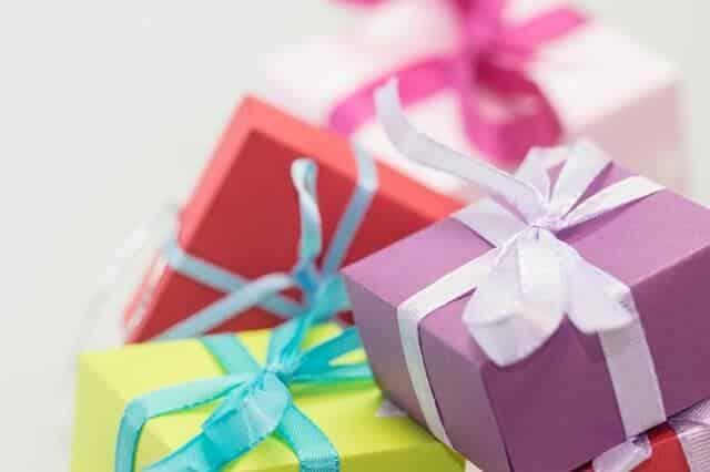 Detalles, regalos u obsequios