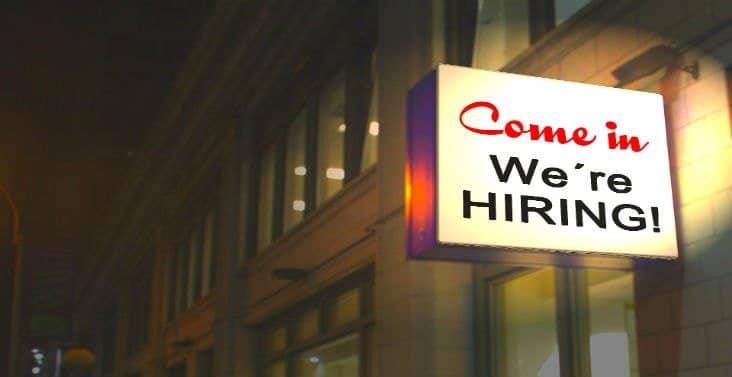 Ofertas de empleo en Canadá